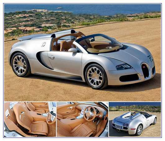 10) Bugatti Veyron 16.4 Grand Sport – Harga $1,900,000