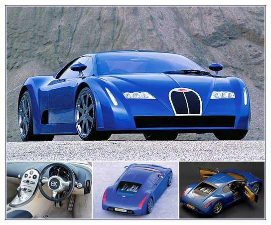 9) Bugatti EB18 3 Chiron Concept – Harga $2,000,000