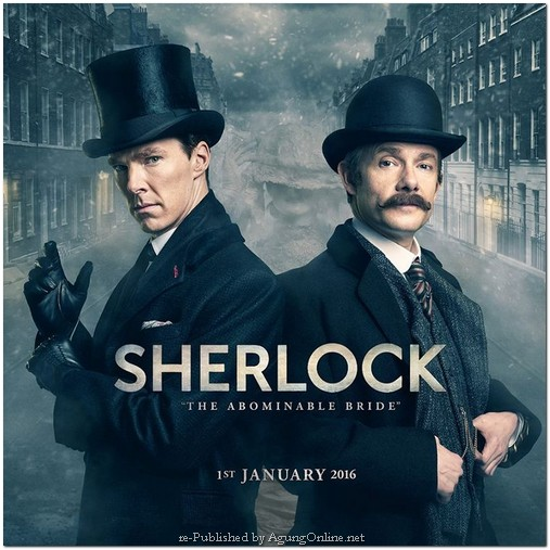 Sherlock - Abominable Bride Movie (Benedict Cumberbatch & Martin Freeman)